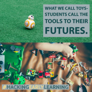 Hack 5: Find Your Technology Focus Creativity, Computational Thinking, and Coding. #ISTE18